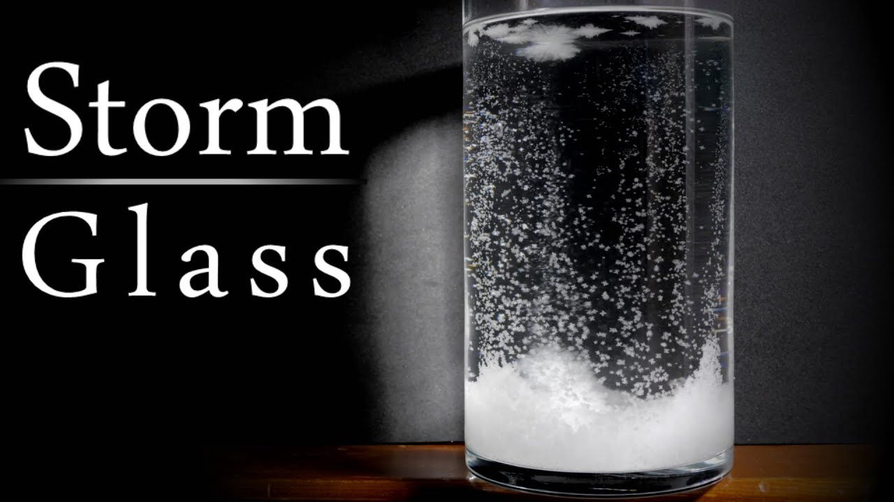 Best Storm Glass: Saving You From A Bad Day
