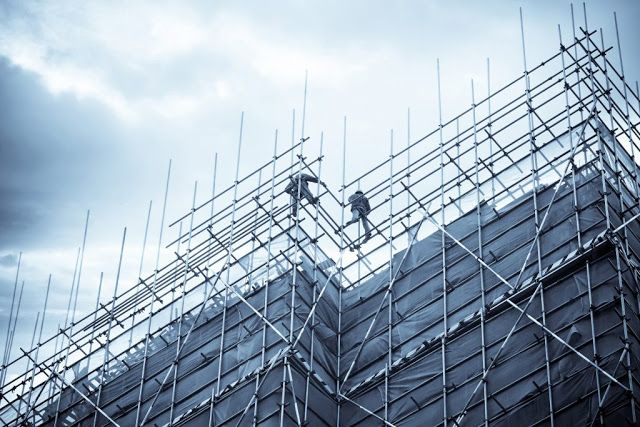 Hire scaffolding with ease