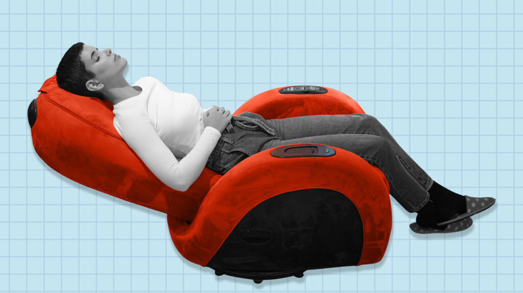 Things to look at when buying a massage chair